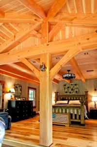 Master Suite 2 - Rustic - Bedroom - by Peachey Hardwood ...