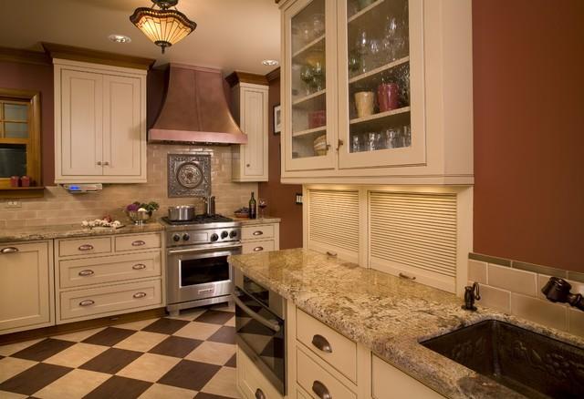 mahogany side tables living room home lighting english tudor kitchen - traditional portland ...