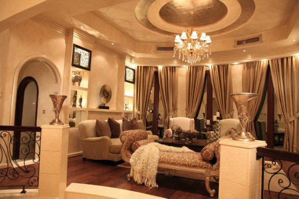 regal living room design Regal Palace - Traditional - Living Room - Other - by Perla Lichi Design