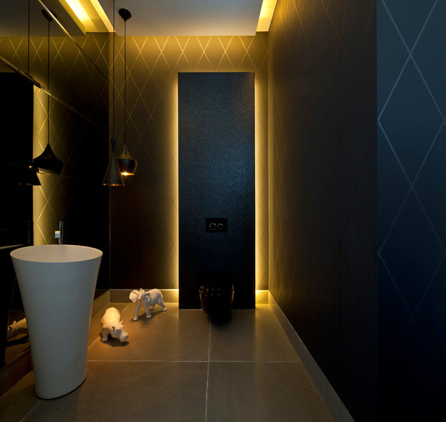 LUXURY VILLA IN ISRAEL  Modern  Powder Room  Other