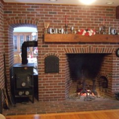 Wine Kitchen Decor Sets Mason Jar Lights Orton Style Rumford Fireplaces And Other Rebuilds ...