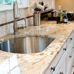 Kitchen Utensil Holders Small Renovation Typhoon Bordeaux Granite Countertops - Traditional ...