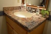 Bathroom Countertop - Traditional - Bathroom - Minneapolis ...
