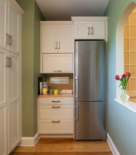 Condo Remodel, Washington DC transitional-kitchen