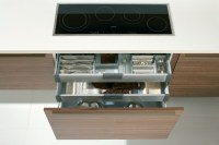 Deep Drawers and Hidden Drawers with Dividers - Modern ...