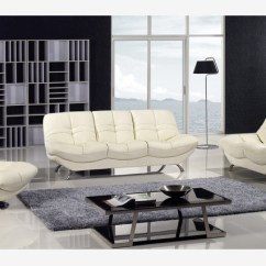 Contemporary Sofas And Loveseats Reupholster Leather Sofa 3 Pc Modern Ivory Bonded Couch Loveseat Swivel Home Design Jpg