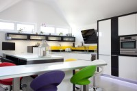 Truro Apartment - Contemporary - Kitchen - Cornwall - by ...