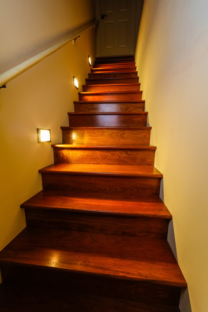 LED Staircase Lighting  Traditional  Staircase  St