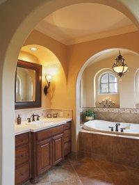 Ceramic Tile Tub Surround With Niche Home Design Ideas ...