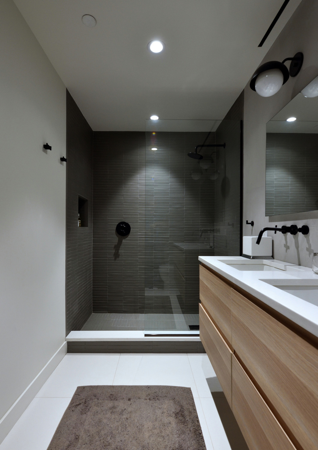 75 beautiful modern bathroom pictures