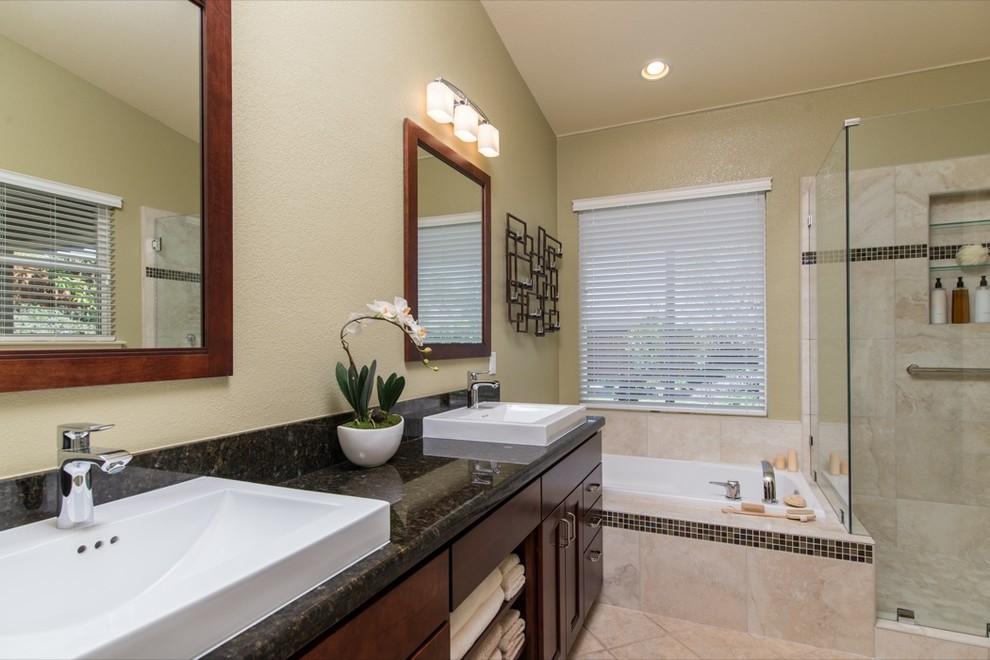 El Cajon Bathroom Remodel   Traditional   Bathroom   San Diego   by Remodel Works Bath & Kitchen ...
