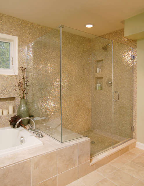 une assise dans la douche