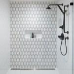 75 Beautiful Mid Century Modern Marble Floor Bathroom Pictures Ideas December 2020 Houzz