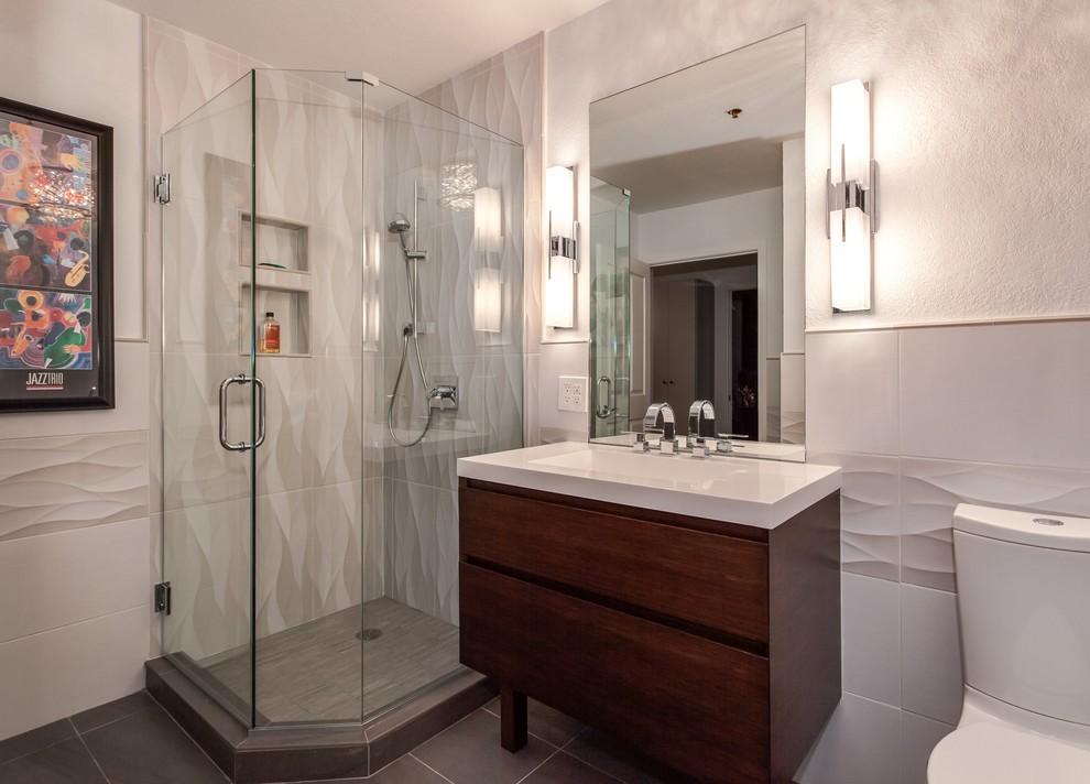 palace loft bathroom remodel modern