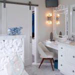Master Bathroom Makeup Vanity Houzz