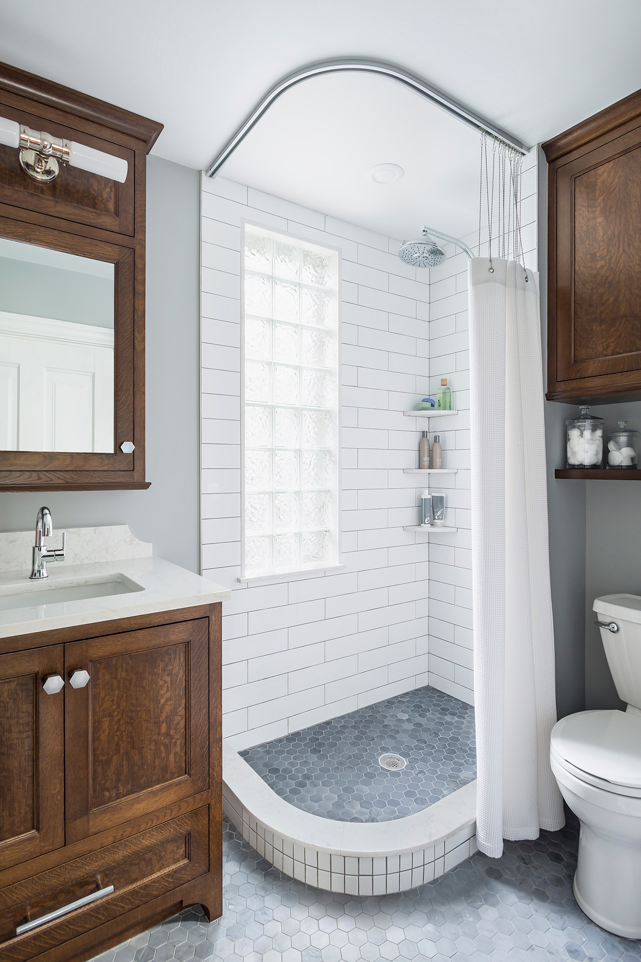 corner shower pictures ideas