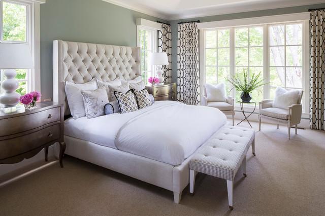 El estilo 'softroom' se apropia de la decoración del dormitorio 1