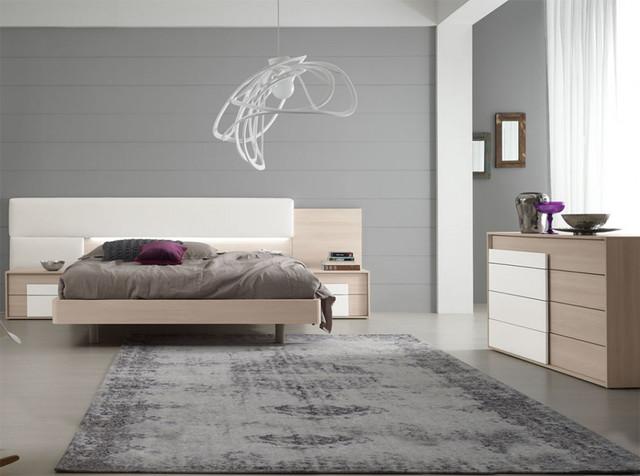 Noi abbiamo acquistato tutti i mobili spar (cucina, soggiorno e camera da letto) e ci stiamo trovando benissimo. Modern Italian Bedroom Concept By Spar Arreda Moderno Camera Da Letto New York Di Mig Furniture Design Inc Houzz