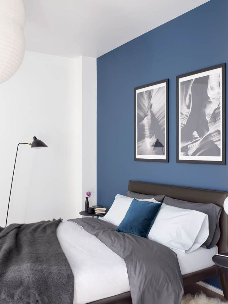 75 Beautiful Blue Bedroom Pictures Ideas January 2021 Houzz