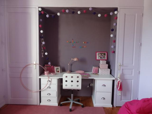 chambre de jeune fille