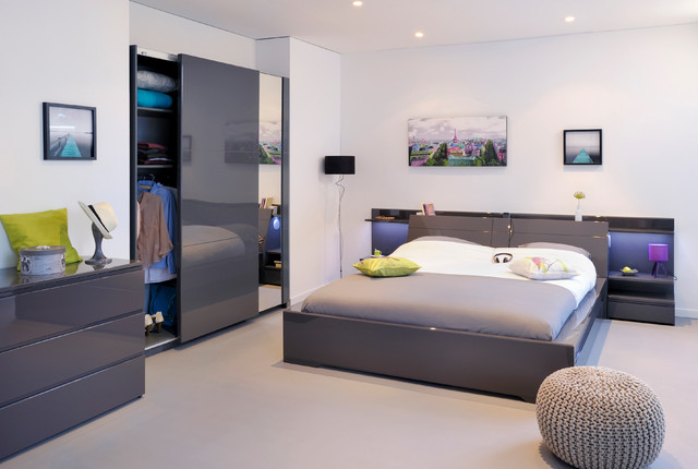 chambre a coucher adulte cocoon