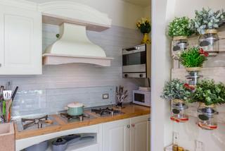 Il fascino intramontabile del legno solo dalla bottega dell'arte. Cucina Shabby Chic Style Foto E Idee Per Ristrutturare E Arredare Settembre 2021 Houzz It