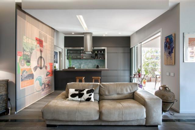 How to decorate a house of 70 sqm theydesignnet. Come Hanno Fatto 5 Pro Spiegano 5 Open Space Di Oltre 35mq