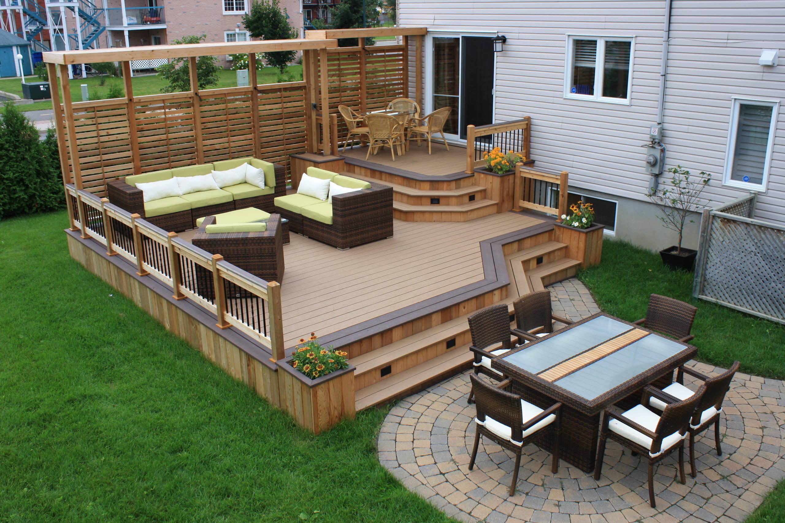 deck patio houzz