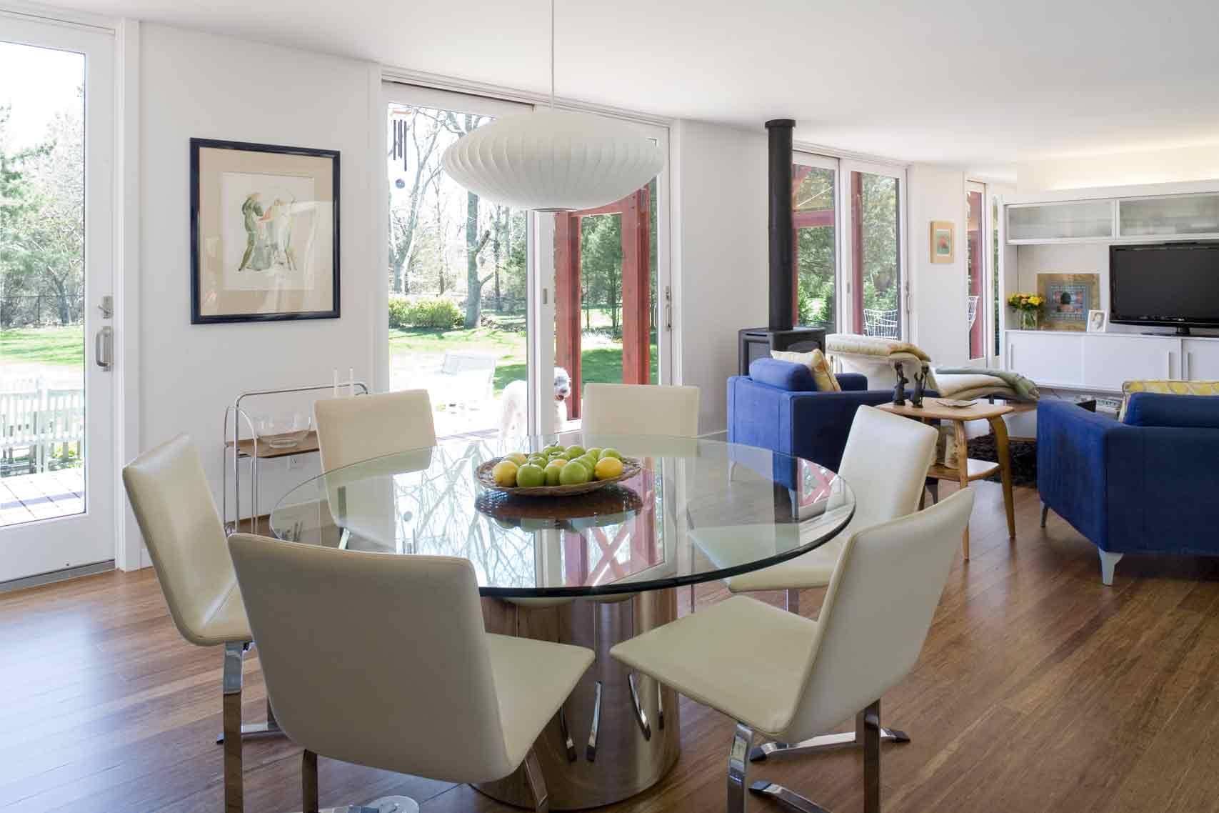 modern dining table centerpiece houzz