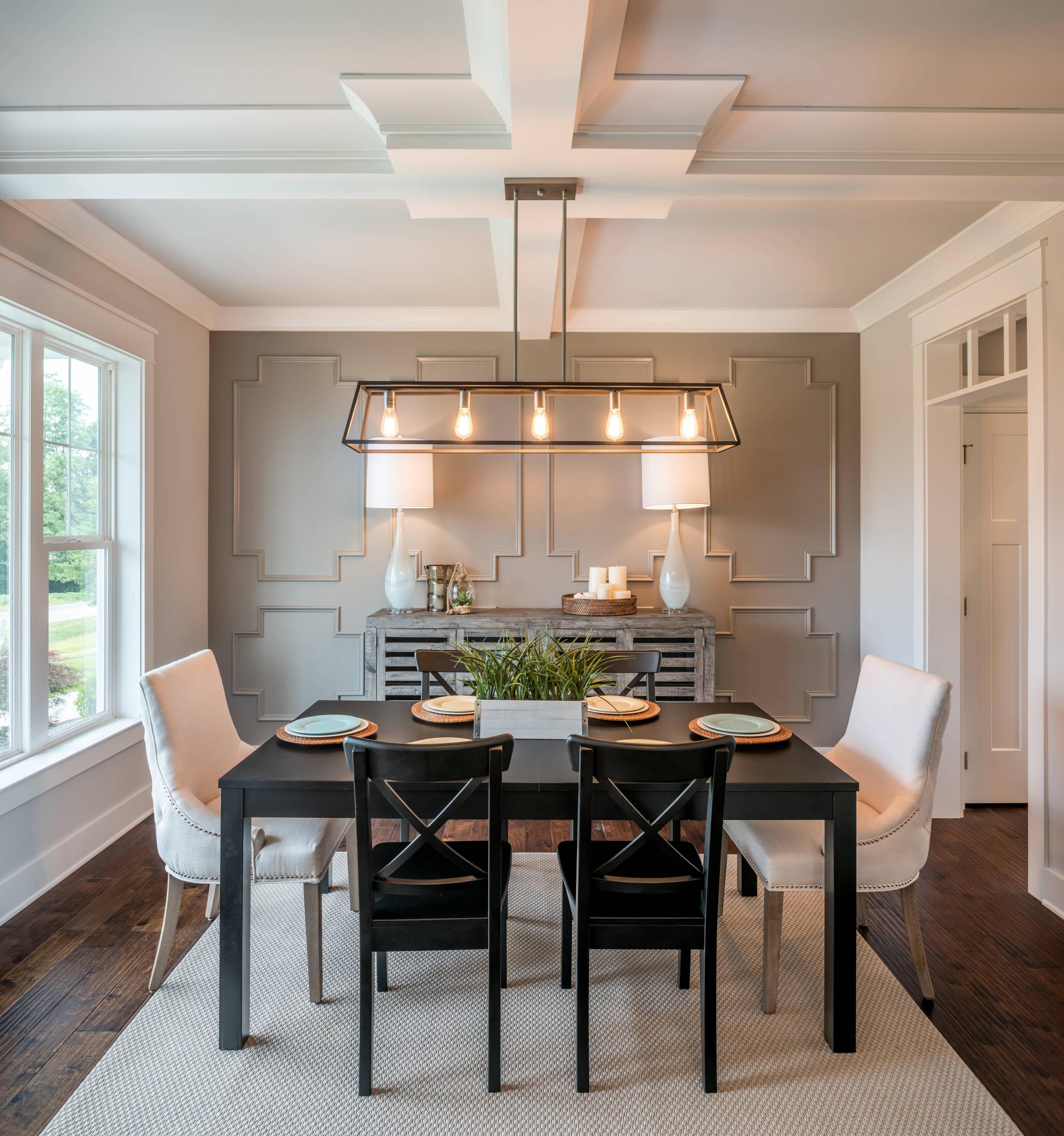 75 beautiful farmhouse dining room