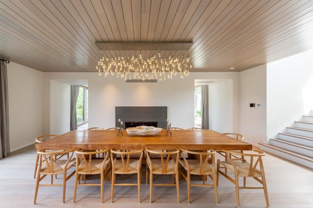 14 idees pour l eclairage de la salle a