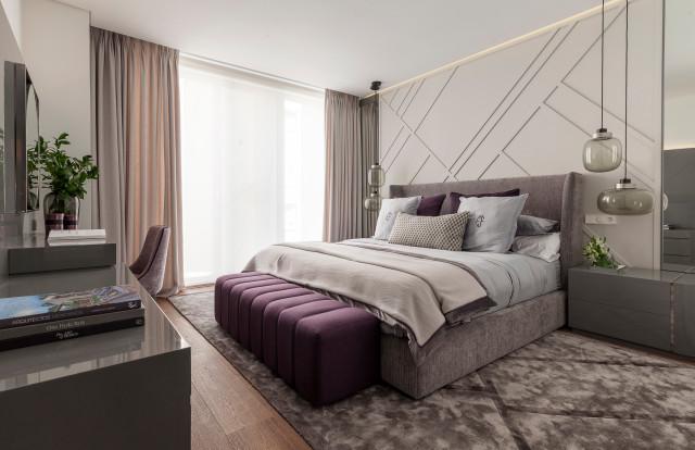 El estilo 'softroom' se apropia de la decoración del dormitorio 5