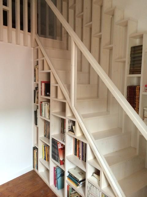 conseils de pro pour combiner escalier
