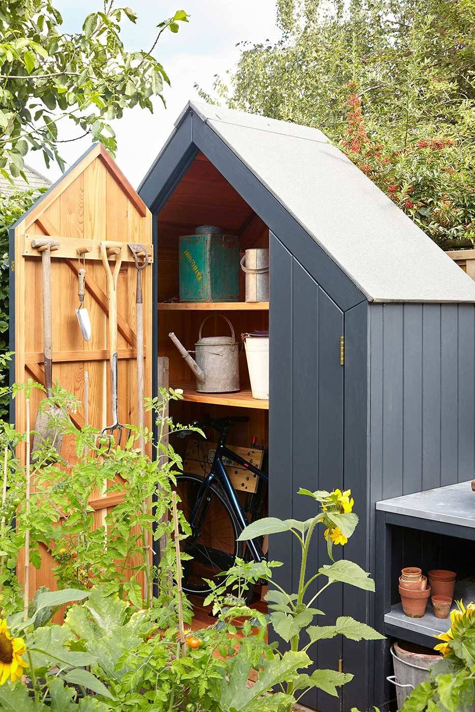 75 Beautiful Garden Shed Pictures Ideas October 2020 Houzz