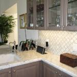 Carrera Marble Countertop Houzz