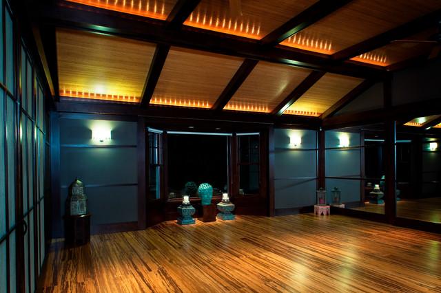 private yoga studio modern