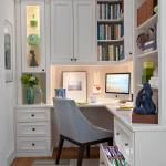 75 Beautiful Home Office With White Walls Pictures Ideas December 2020 Houzz