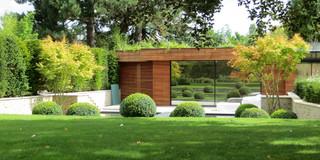jardin moderne photos et idees deco