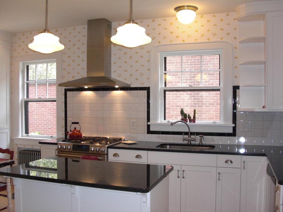 1930s Art Deco Kitchen Traditional Kitchen New York By Anna C Fisher