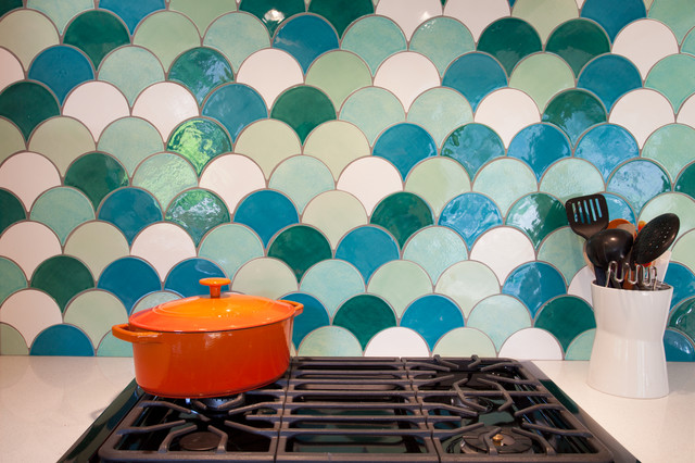 clearwater moroccan fish scales kitchen