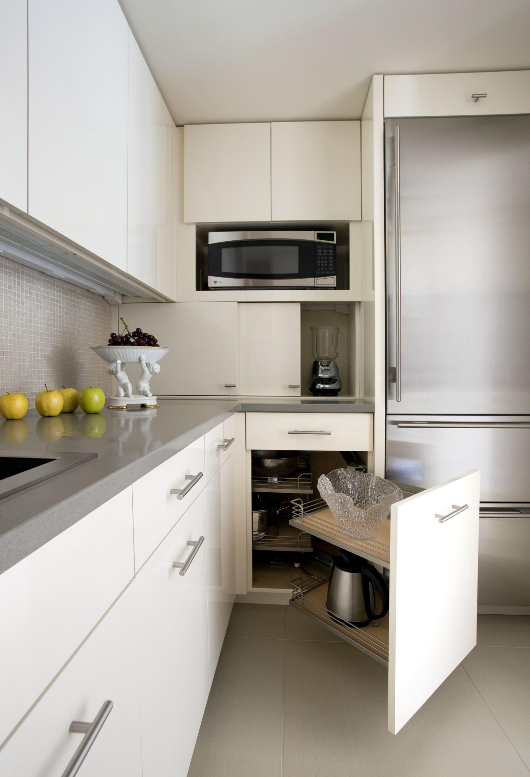 microwave corner cabinet houzz