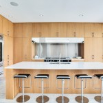 75 Beautiful Marble Floor Kitchen With Light Wood Cabinets Pictures Ideas December 2020 Houzz