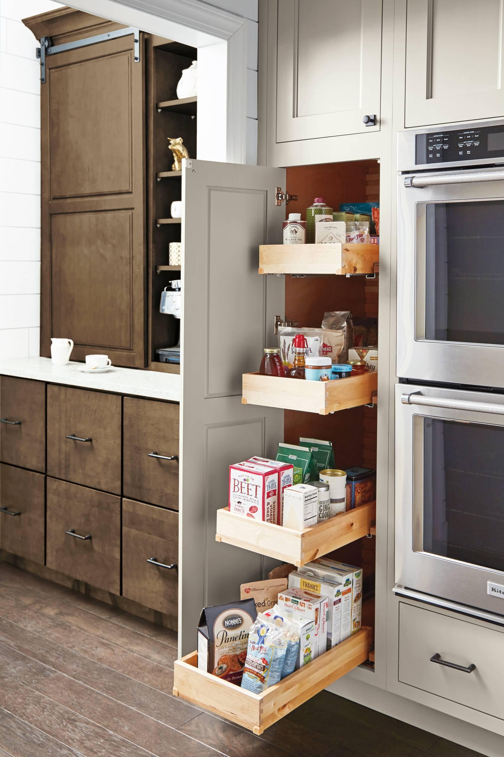 diamond cabinets tall kitchen pantry