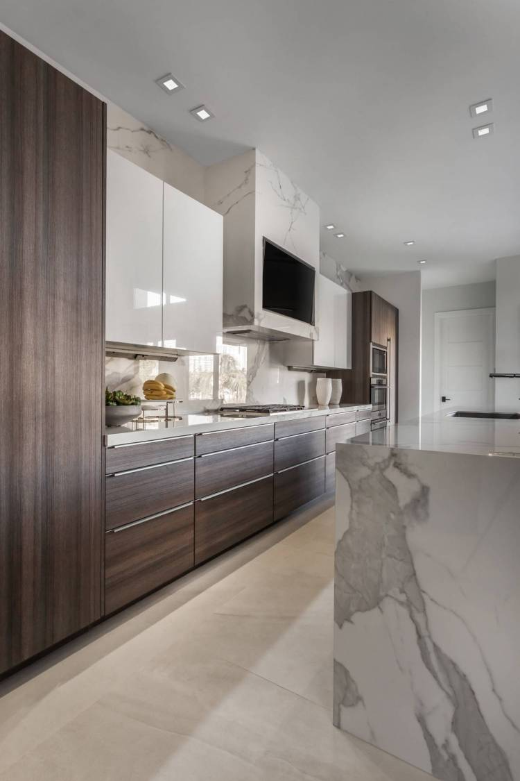 75 Beautiful Contemporary Kitchen Pantry Pictures Ideas January 2021 Houzz