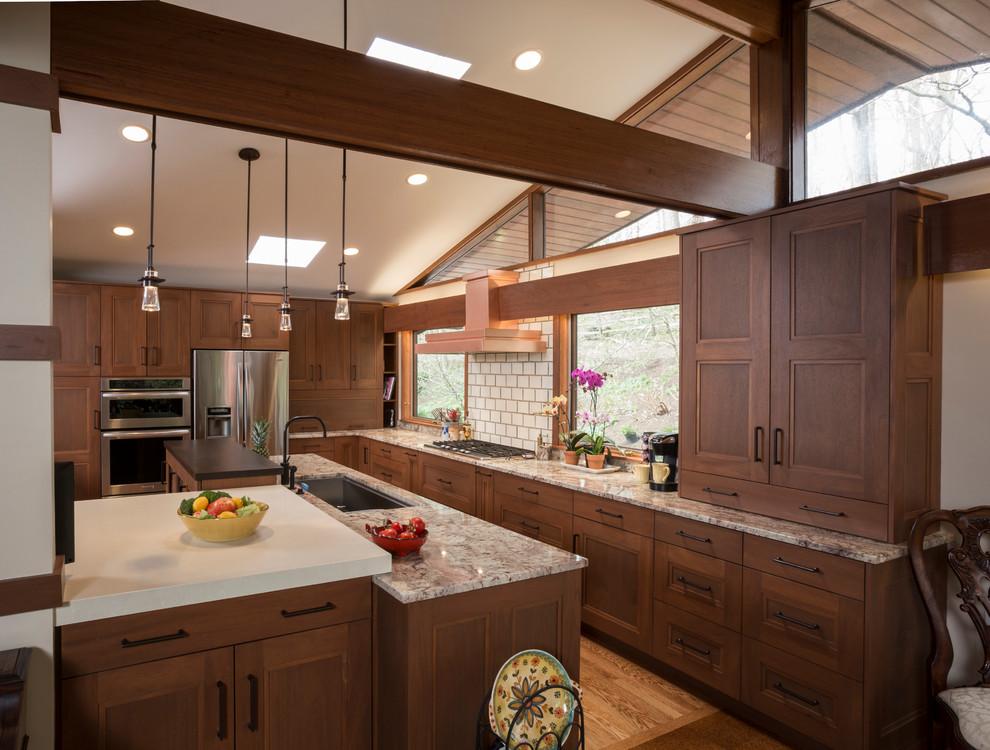 modern craftsman craftsman kitchen