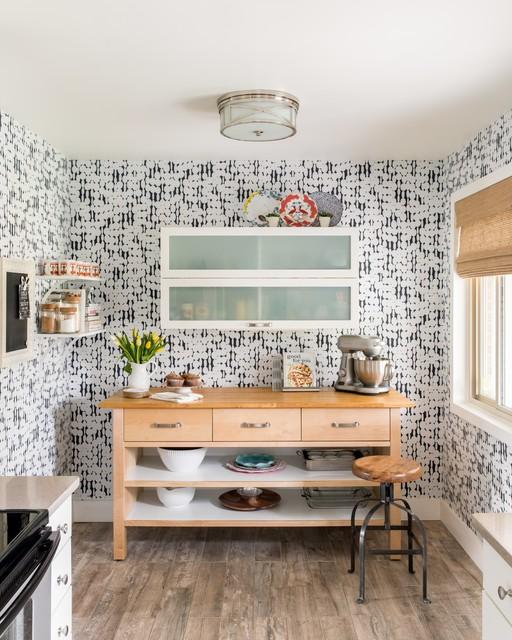 Di anni ma che adesso ha trovato di nuovo le luci della ribalta ed è diventata una scelta di grande tendenza. Sugar Cookie Farmhouse Kitchen Denver By Inside Stories By Duet Design Group Houzz
