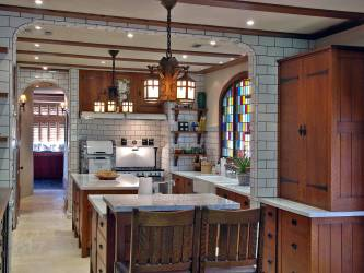 Medieval Kitchen Designs Houzz