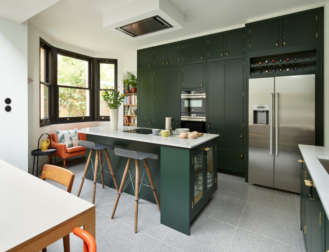 Should You Go For Floor To Ceiling Cabinets In Your Kitchen