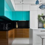 75 Beautiful Kitchen With Black Backsplash Pictures Ideas December 2020 Houzz