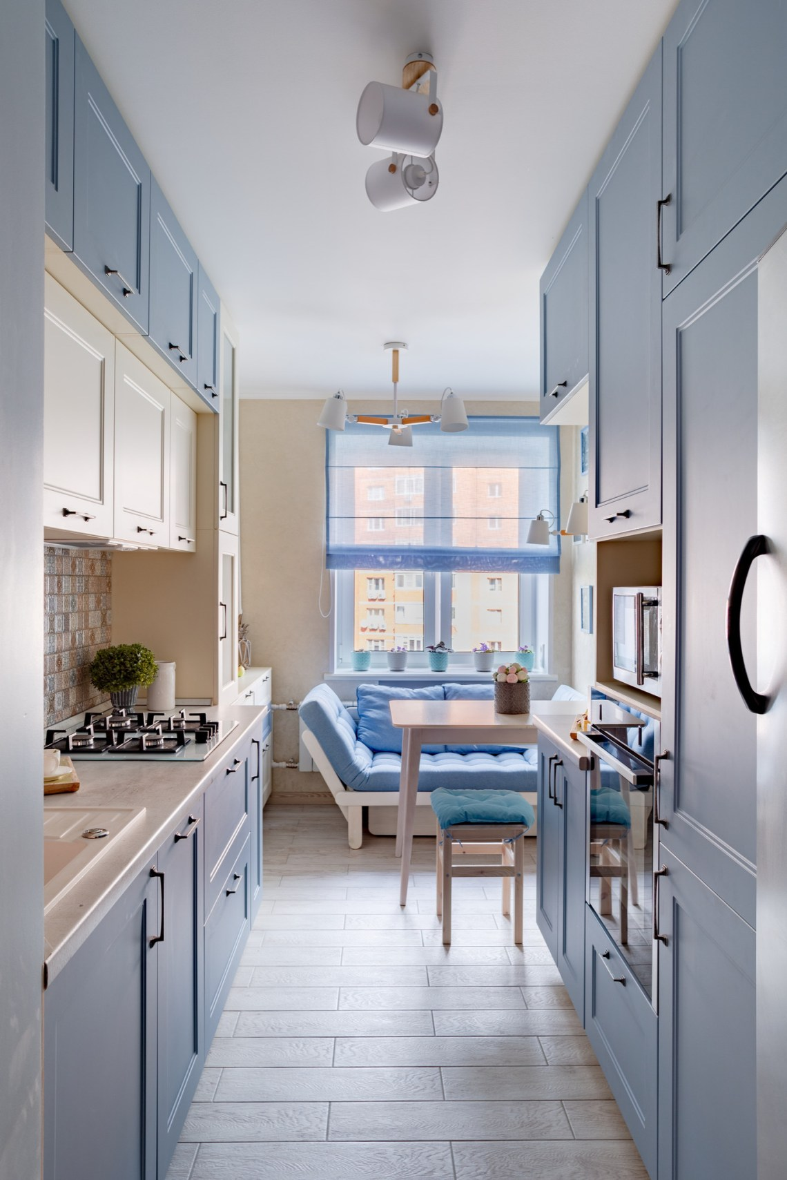75 Beautiful Small Galley Kitchen Pictures Ideas August 2021 Houzz